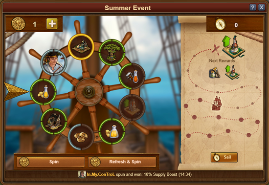 Forge Of Empires Fall Event 2020.Sommer Event 2019